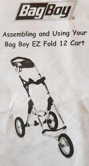 Golfwagen gummibereift