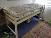 Kinder Hochbett 90 x 200