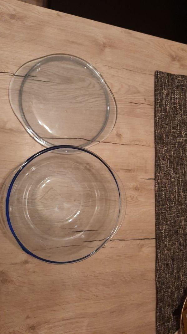 2 Glasschüsseln
