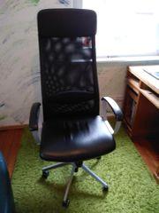Bürostuhl von Ikea Markus