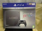 PlayStation 4 PS4 Konsole - Neu