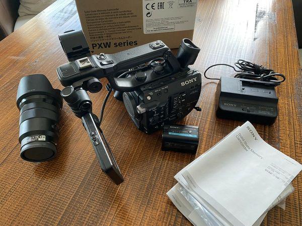 PXW-FS5K 4K XDCAM Camcorder inkl