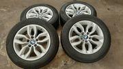 Alu Winterräder für BMW X3 -