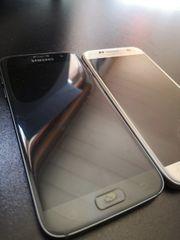 Samsung Galaxy S7 Schwarz und
