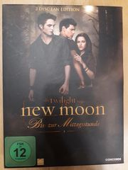 DVD New Moon mit Extras