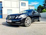 Mercedes E 220 Cdi blueeficiency