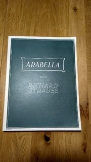 Arabella Klavierauszug