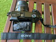 Sony Alpha 6000 ILCE-6000Y Kit