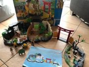 Playmobil Asien Gehege 4852