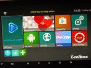 Leelbox Q2 Mini TV-Box Mediaplayer