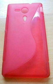 Gebrauchte Handyhülle für Sony Xperia