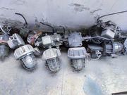 industrielle Loftlampe