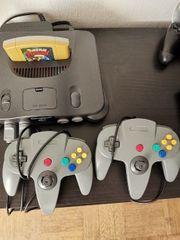 Nintendo 64 2 Controller Pokemon