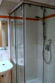 SPRINZ-TOPAS 489- Duschkabine mit Glasschiebetüren