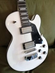 Hagstrom Super Swede White Gloss