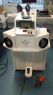 DENTAURUM Laser Laserschweißgerät Dental-Laser DL