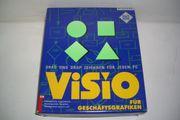 VISIO Für Geschäftsgrafiken