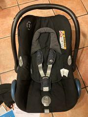 Babyschale Maxi-Cosi Cabriofix Nomad Black