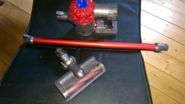 Dyson dc62 filter ausbauen
