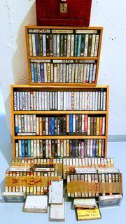 Musik Kassetten 500 Stück