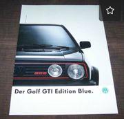 Gesucht VW katalogus Edition Blue