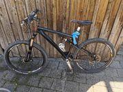 Mountain-Bike Kraftstoff