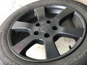 Alufelgen mit Reifen für Golf
