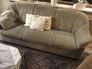 Couchgarnitur 3teilig - 3-Sitzer 2-Sitzer Sessel