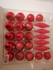 Weihnachtskugeln 189 Stück