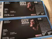 4x Stehplatz Umgriff Ozzy Osbourne