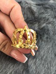 Versace Ring Herren