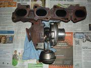 Original Garrett-Turbolader für Opel Vectra