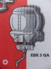 Übertischkochendwasserboiler