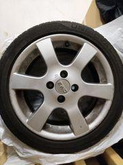 Alufelgen 15 für Mazda Demio