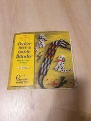 Bastelbuch Perlentiere und Bänder
