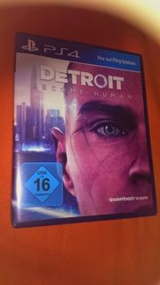 Detroid Become Human Ps4