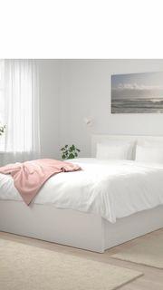 Bett mit Aufbewahrung IKEA