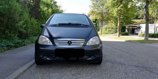 Mercedes A-Klasse A168