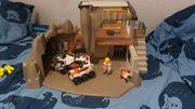 Playmobil Forscherstation
