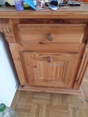 Nachttisch Holz