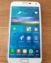 Samsung Galaxy S5 weiss