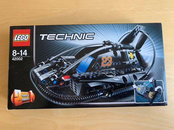 Lego 42002 Luftkissenboot
