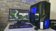 Gamer PC Set i5 GTX