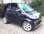 Smart Fortwo Coupe Passion schwarz