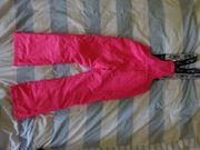 Skihose für Kinder rosa Gr