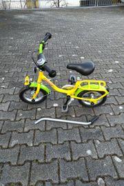 Puky Fahrrad mit Schiebestange