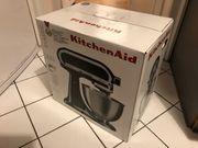 Kitchenaid Küchenmaschine Classic NAGELNEU 4