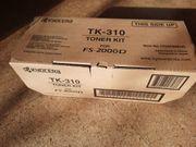 Kyocera Toner Kit TK-310 schwarz