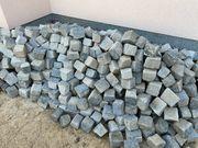 Granit Feinkorn Pflaster 8 11