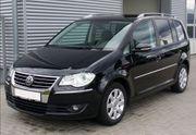verkaufen VW Touran 2 0